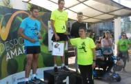 Estreante Bruno Ferreira e Joana Fernandes vencem II Mini Maratona de Amares