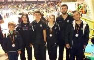 Taekwondo do GD Prado de prata e bronze em Pontevedra