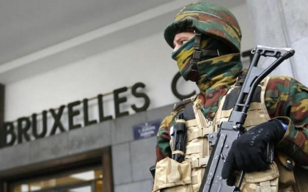 Polícia belga faz 15 detidos em megaoperação antiterrorista
