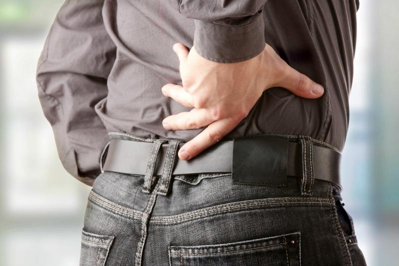 Dores nas costas são a segunda causa das idas ao médico
