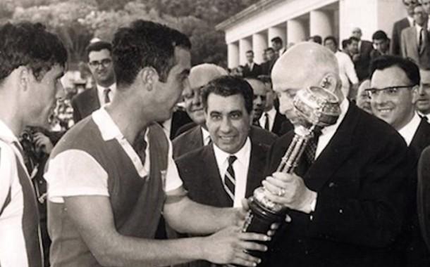 Sporting de Braga presta caução para evitar venda da Taça de 1966