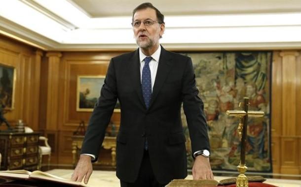 Espanha: Rajoy já é primeiro-ministro