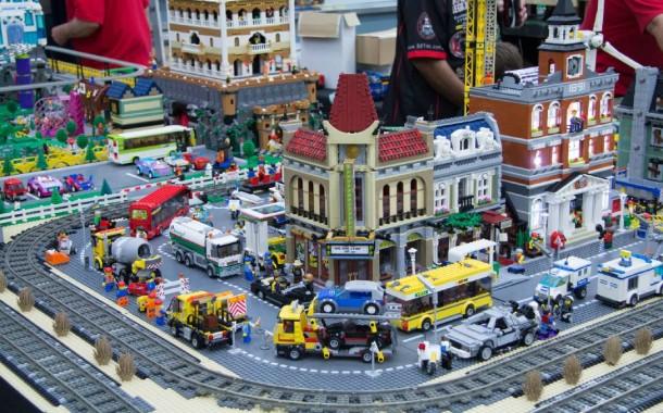 Parque de Exposições de Braga é cenário este fim-de-semana do BRInCKa da Lego