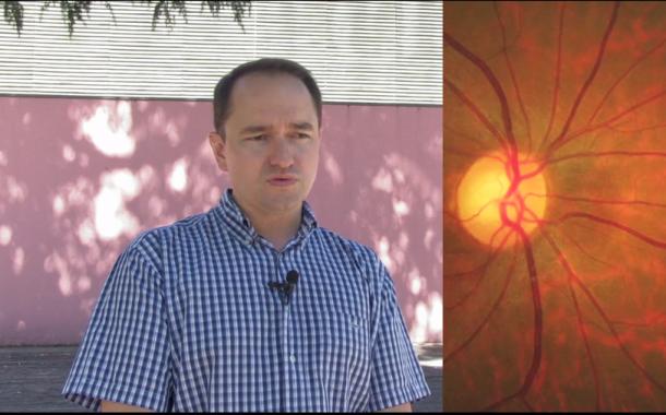 Professor da UMinho distinguindo com o Prémio Internacional Optometrista do Ano