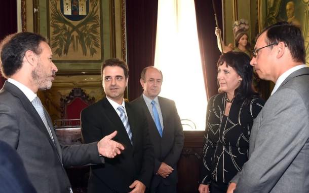 Semana da Ucrânia em Braga quando da recepção ao Shaktar para a Liga Europa