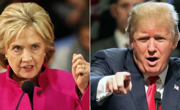 Trump e os democratas denunciam vícios eleitorais diversos
