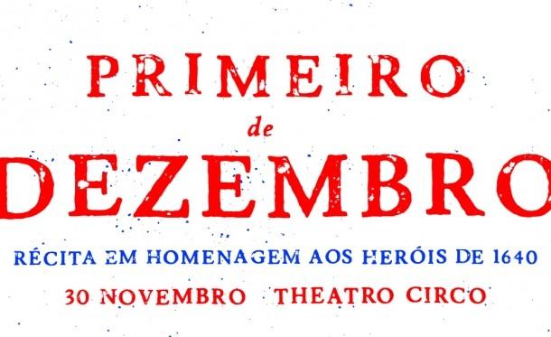 A AAUM assinala na próxima quarta-feira no Theatro Circo 1.º Dezembro