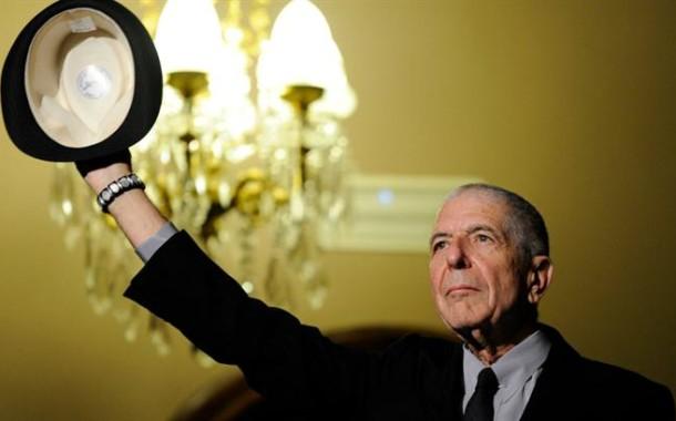 Morreu Leonard Cohen