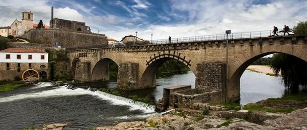 Ponte Medieval de Barcelos reabriu