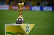 Taça das Confederações: Portugal no grupo A, com Rússia, México e Nova Zelândia
