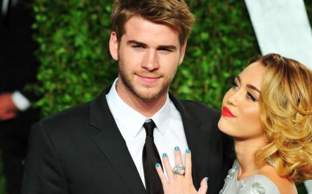 Miley Cyrus revela que não quer casas com Liam Hemsworth