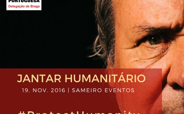 Cruz Vermelha de Braga realiza este sábado 5.º Jantar Humanitário