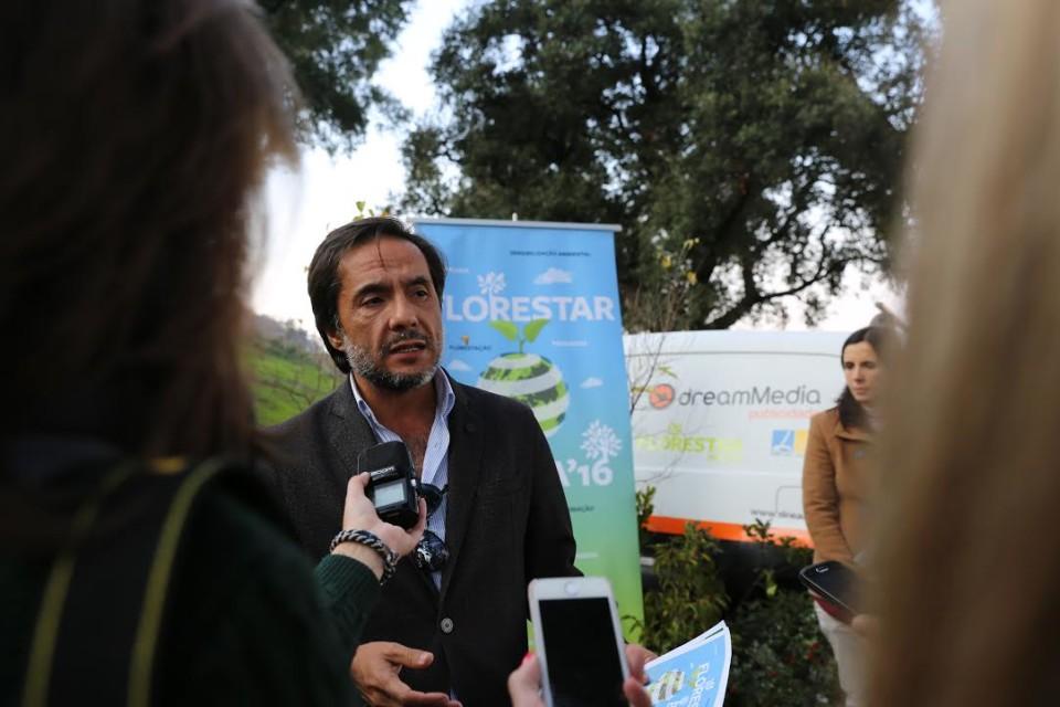'Florestar Braga' viabiliza plantação de mais de 3 mil árvores