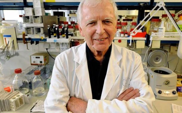 Nobel da Medicina Harald zur Hausen na UMinho; cientista descobriu o vírus que causa cancro do colo do útero