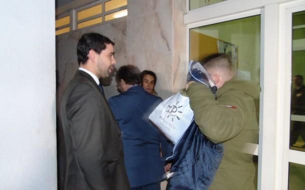Advogados e contabilistas suspensos após operação 'Trapos Soltos'
