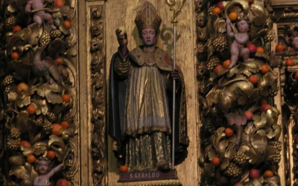 Braga assinala o Dia de São Geraldo, padroeiro da cidade, com distribuição de fruta e concertos