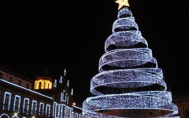 Braga investe 300 mil euros nas iluminações de Natal e espera retorno de 65 milhões; inauguração logo à noite