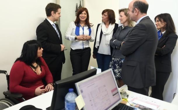 Braga: Balcão da Inclusão presta atendimento especializado a pessoas com deficiência