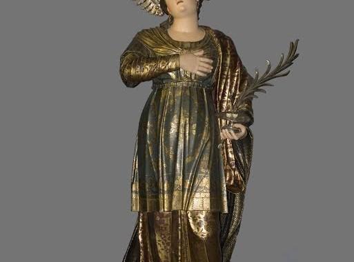 Sé de Braga dedica terça-feira a Santa Luzia, mártir católica