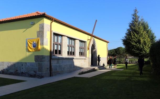 Braga: 'Nova' Escola da Pateira transforma-se em albergue para peregrinos de Santigo de Compostela e posto de enfermagem