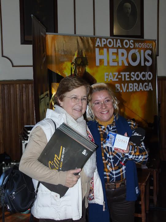 Corrida ao calendário 2017 em Braga para ajudar os bombeiros portugueses