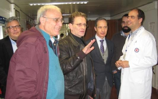 Pedro Soares (BE) defende construção de novo hospital em Barcelos para fazer face à sobrelotação