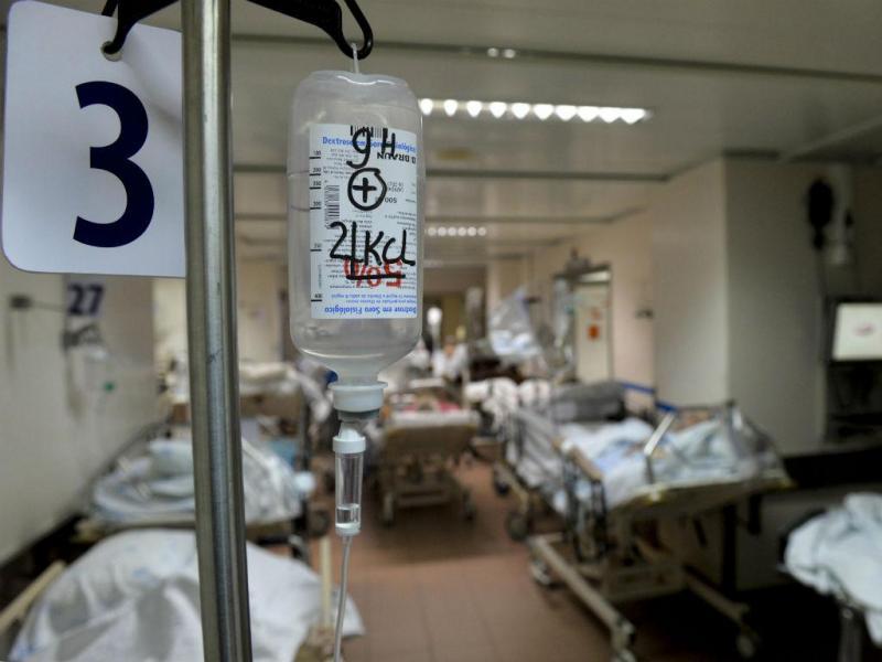 Quatro mil mortes na primeira semana de Janeiro; frio e gripe contribuíram para o pico