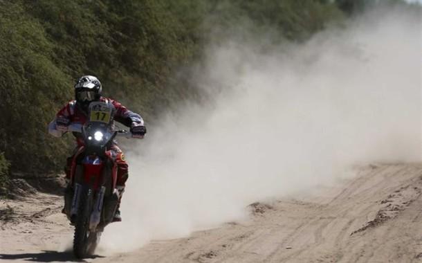 Dakar: Paulo Gonçalves mantém terceira posição na geral das motos