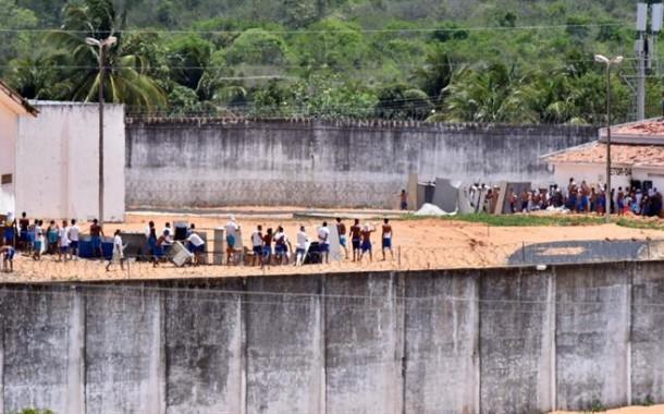 Nova revolta de prisioneiros no Brasil