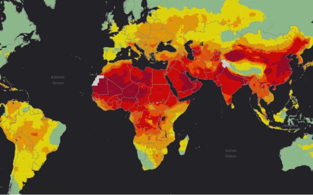 Mais de 90% da população mundial respira ar poluído, alerta OMS