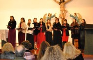 Minho Vocal Studio dão espectáculo de música clássica na igreja de São Lázaro