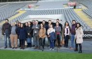 Estádio Municipal de Braga promovido a profissionais do turismo