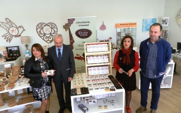 Tabletes de chocolate são a resposta da 'Chocolate com Pimenta' aos pedidos dos clientes