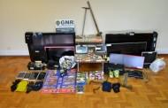 GNR detém em Famalicão 5 suspeitos de mais de 50 furtos a estabelecimentos de restauração e bebidas