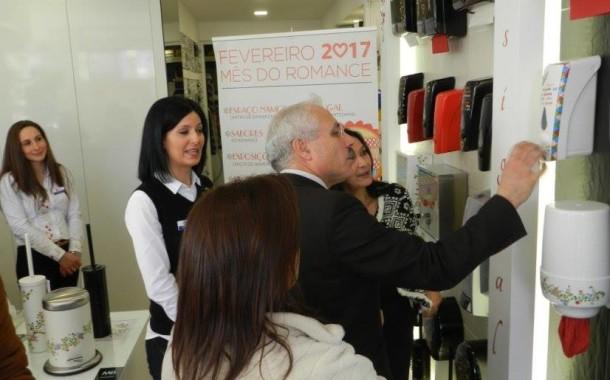Linha de utensílios para casa de banho engrossa família 'Namorar Portugal'