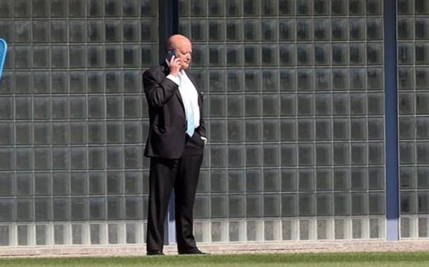 """Julgamento de Pinto da Costa com """"segurança máxima""""; tribunal reúne nos 'Voluntários' de Guimarães"""