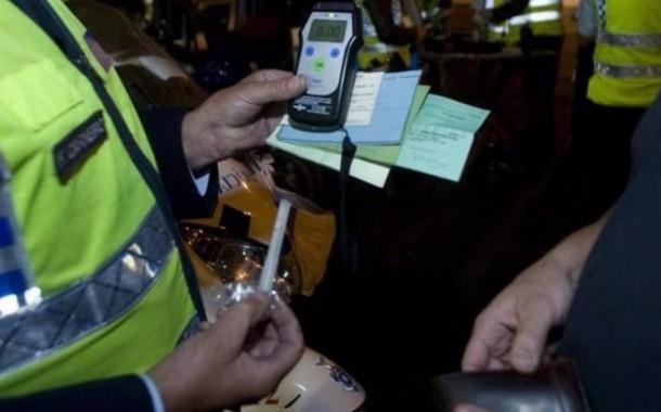 ´Balão' da PSP de Braga e Guimarães 'apanhou'' mais de um dezena de condutores com excesso de álcool, um deles com 2,48