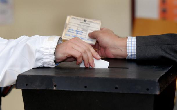 Eleições Autárquicas a 1 de Outubro
