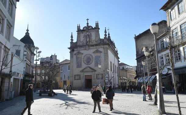 'Braga à Lupa' propõe esta quarta-feira a descoberta da Procissão das cinzas da Venerável Ordem Terceira