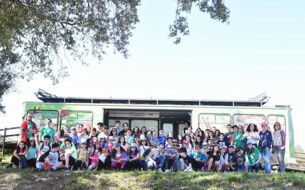'Oxigenar Braga' dá as boas-vindas à Primavera em parceria com a Quinta Pedagógica e eco-escolas