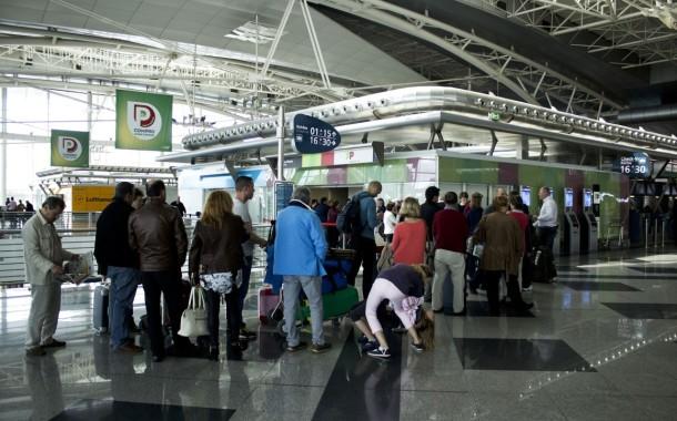 Greve da segurança pode causar perturbações nos aeroportos
