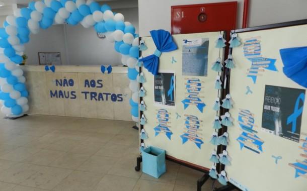 Centro de Saúde de Vila Verde recebe exposição sobre 'Maus Tratos Infantis' até ao final do mês