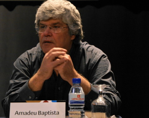 BRAGA: Amadeu Baptista vence Prémio Literário Maria Ondina Braga