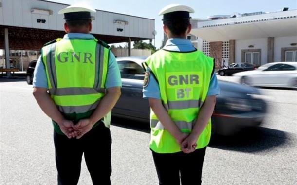 GNR intensifica patrulhamento nas estradas
