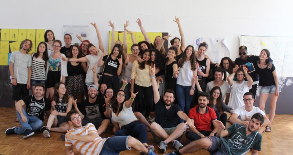 Cruz Vermelha reúne em Braga jovens europeus para discutir desafios para juventude
