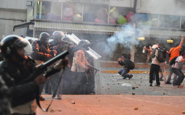 Dia de greve na Venezuela deixou três mortos na rua