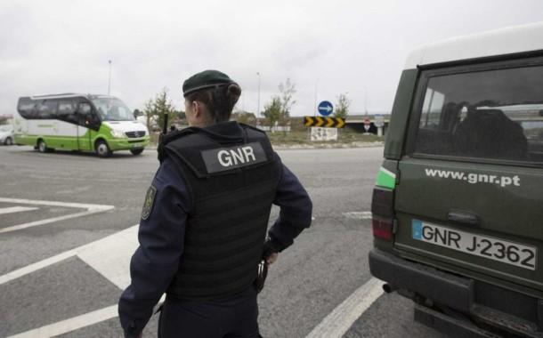 GNR: 465 detidos e quase 70 quilos de haxixe apreendidos na última semana