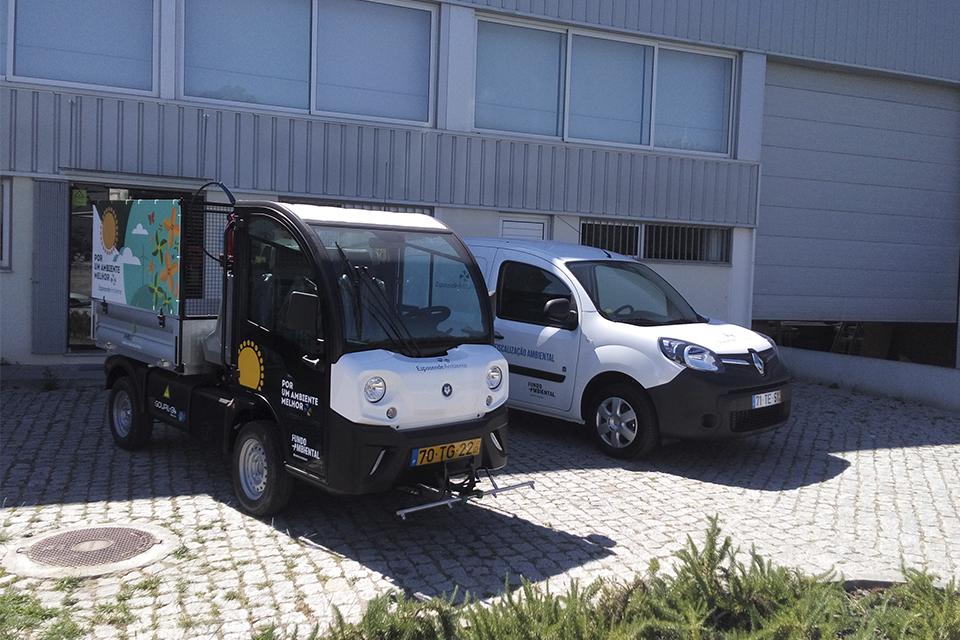 ESPOSENDE: Esposende Ambiente com viaturas eléctricas de serviço