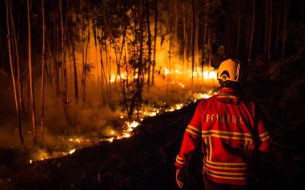 FOGOS: Portugal em primeiro lugar da União Europeia com mais área ardida