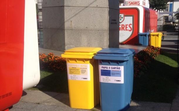 Braval recolheu mais de 1600 quilos de resíduos recicláveis na Noite Branca de Braga